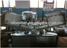 High-speed Aluminium-foil Sealing and Tube Screwing Capping Machine