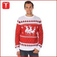 Unisex Custom Knitted Jumpers Ugly Christmas