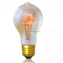 Retro Incandescent Vintage Light Bulb Edison Bulb Fixtures,E27 40W Edison Bulbs For Lamps