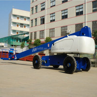 KDBZ16 16m telescopic lift equipment, cherry picker with B3.3-C60 engine