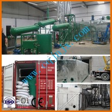 Purification distillation system with CE/ISO/BV to get new diesel oil ! China JNC car engine oil cleaning
