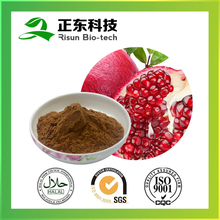 100% naturial plant extract water solubility 40% polyphenols Pomegranate Hull Extract