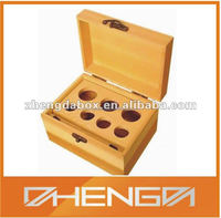 High Quality Customized Made-In-China Wooden Essential Oil Box for Women (ZDW12-E002-02)