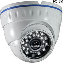 700tvl CCTV 1/3inch Sony color CCD Dome Camera 50m underwater fishing camera