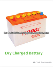 12v EA65B20R Dry Charged Car Battery