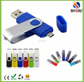Fashion Colorful OTG USB Flash Drives 4G 8G 16G 32G 64G 128G for Girls Women Gift