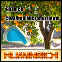 Huminrich Shenyang Chelated Micronutrients EDTA Cu