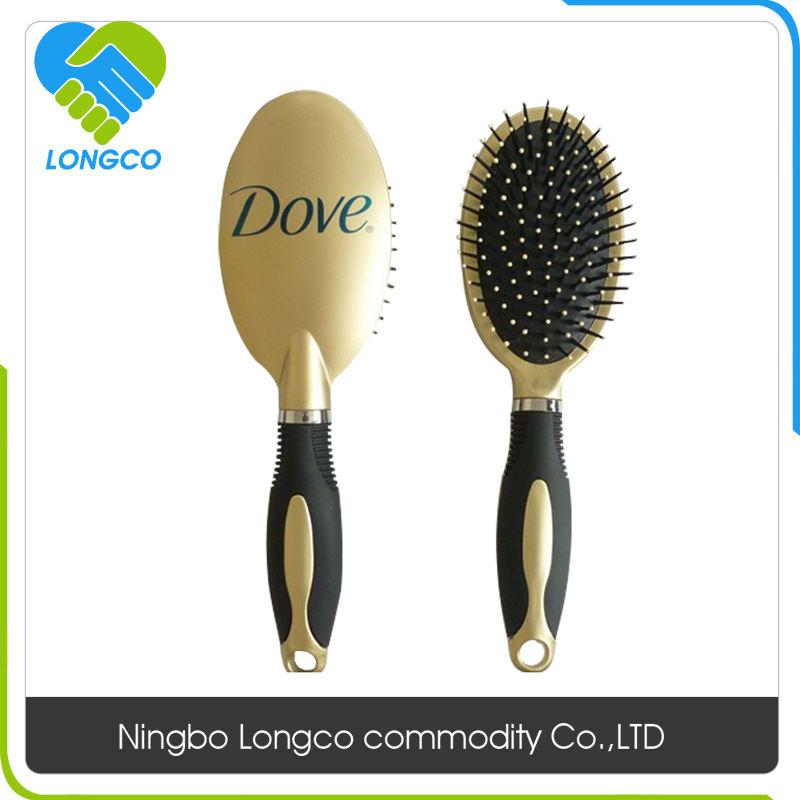 Factrory price plastic hair comb brush