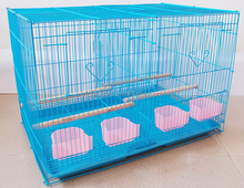 Breeding bird cage materials iron