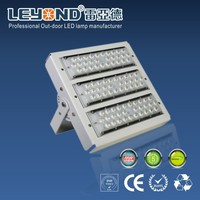 2016 Modular LED Light Bridgelux LED Flood Light Meanwell Driver, Stadium Lighting Floodlight 120Lm/w Aluminum LED Floodlight