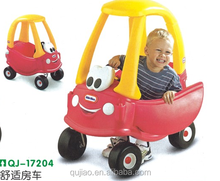 Comforteble Ride Car with 4 Wheel Safe Ride Children Toy Car