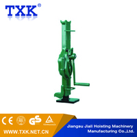 new small manual mechanical high-rise lift jack,heavy lifting jacks