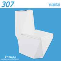china manufacturer sanitary ware toilet with siphon flushing