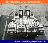 PVC pipe fittings injection mould