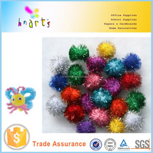 New idea Hanging Tissue Paper Pompom Garland for Wedding Decoration