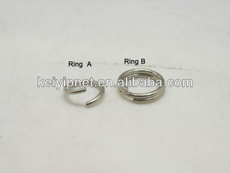 Colored Wholesale jump rings jewelry accessories