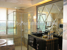 Home Decorative Mirror Tiles&Mosaic Mirrored Tiles