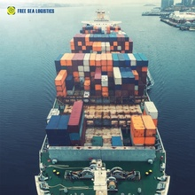 Cheap freight rates cost of Sea transport from China shipping to europe