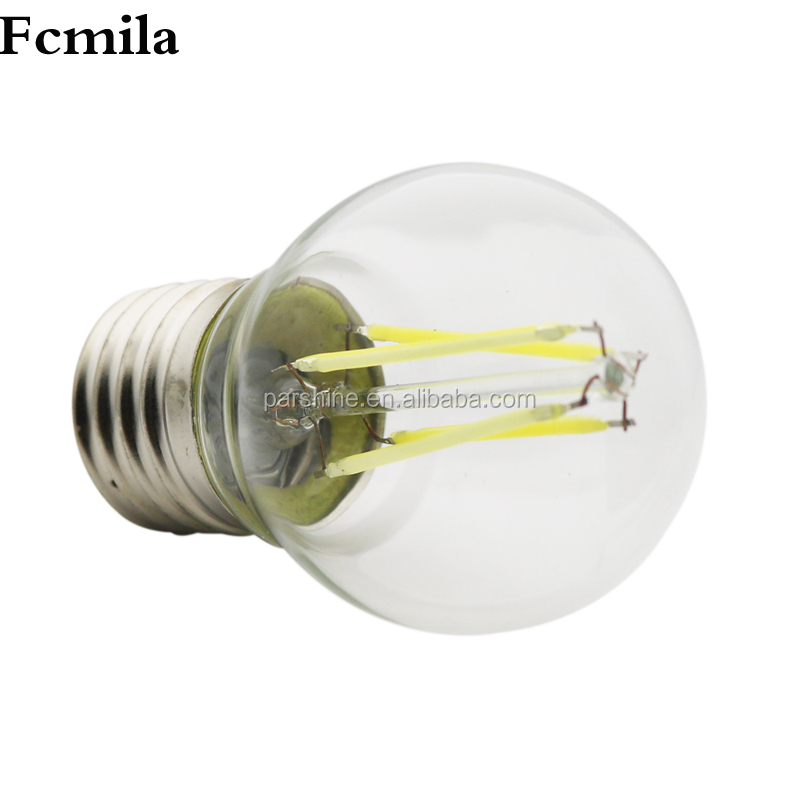 T45 retro LED bulb 2/4 / 6W Edison filament lamp retro industrial wind foreign trade wholesale