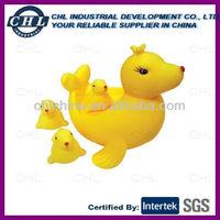 Bath sea lion set