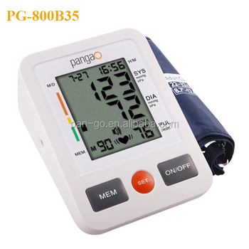 pangao blood pressure tester kit home use blood pressure machine for india