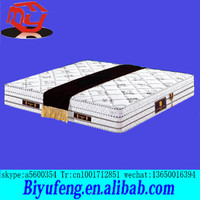 1.2*1.9 cushion brand latex soft-core breathable surrounding edge space memory cotton mattress