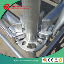 All round HDG ringlock scaffolding system weight for scaffold material
