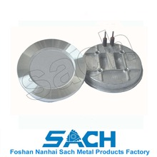 CNC Process Casting Aluminum Electric Rice Cooker Heating Element Spare Parts/ Heating Plate For Rice Cooker