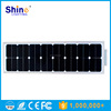 High lumen all in one solar garden lighting led light with IP65,CE,ROHS