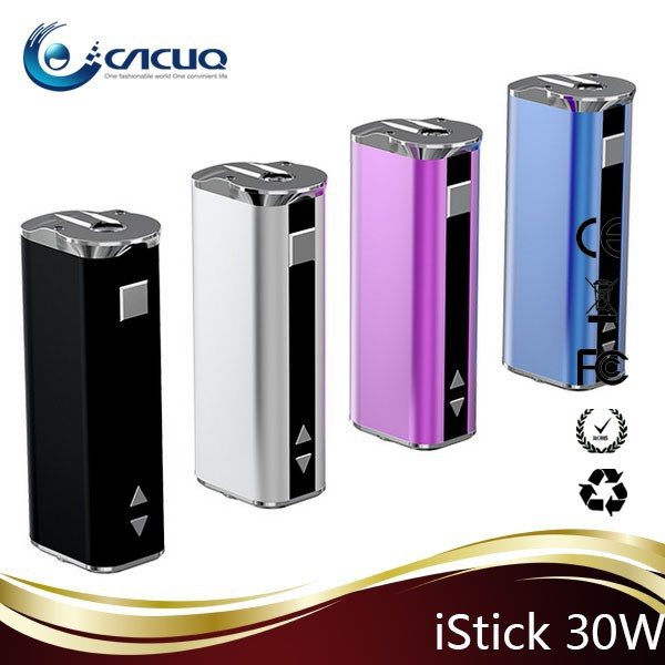 New Release Eleaf ismoka iStick 30w mod,Authrized Original iSmoka Eleaf iStick 30W Kit in Stock