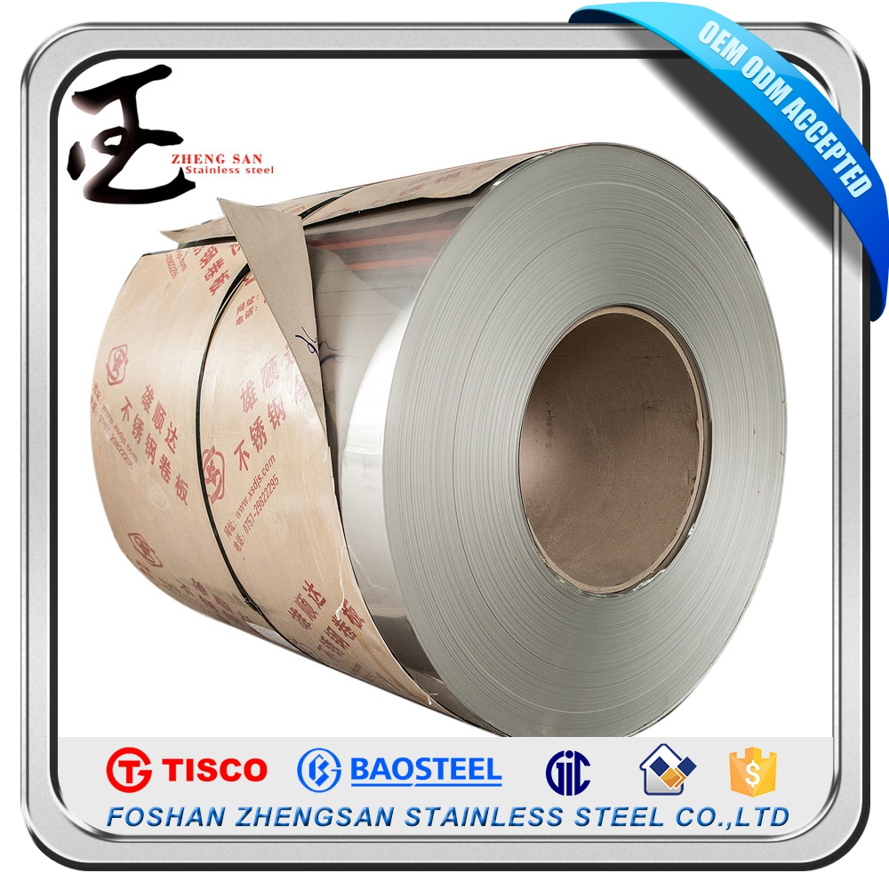 410 430 409 201 304 Stainless Steel Coil Foshan Stainless Steel Co.Ltd