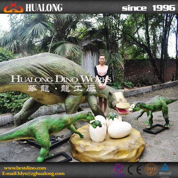 Zigong Rc Animatronic Dinosaur Model Supplier