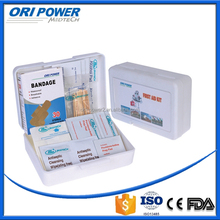 OP FDA CE ISO approved professional full equipped office first aid kit made in china