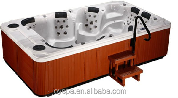 Top 5 CE certification outdoor large family fun garden 10 person hot tub