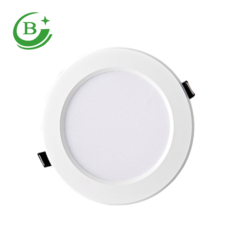 Zhongshan factory 4 inch round led ceiling light 12W led downlight dimmable