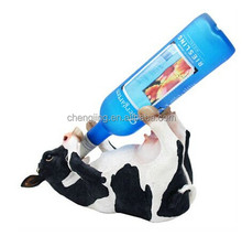 Manufacture OEM design wholesale gifts animal wine bottle holders