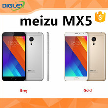 2017 Original meizu mx5 cell phone MT6795 Helio X10 Turbo 2.2 GHz 64bit octa-core white /gold Android 5.0 Flyme smartphone