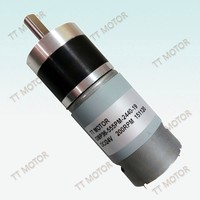 12v 24v 36mm planetary gear motor used in pump head