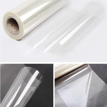 Good glue for safety film transparent security film 2mil/4mil/8mil car window film glass film