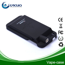 2013 New and Fashionable Vision 2300mah Vapecas e E-Cigarette Battery attached with Iphone 5