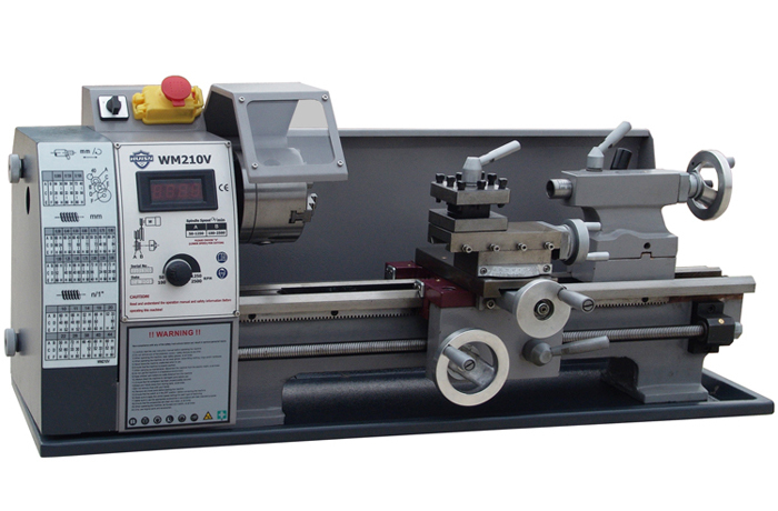 CE approved Small household lathe mini lathe machine WM210