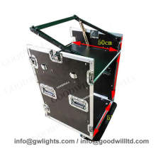 Aluminum Cable Trunk Flight Case