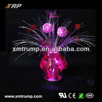 New purple aluminum living room decorative standing light