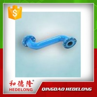 Ductile Iron Sand Casting Setting S Cast Iron Pipe Fitting