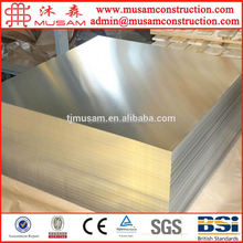 0.18mm T2/T3 BA silver finish food grade lacquer and printing electrolytic tinplate sheet