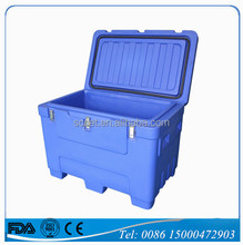 240L Hot sale Industrial Equipment dry ice delivery box, dry ice insulated cooler with imported LLDPE material