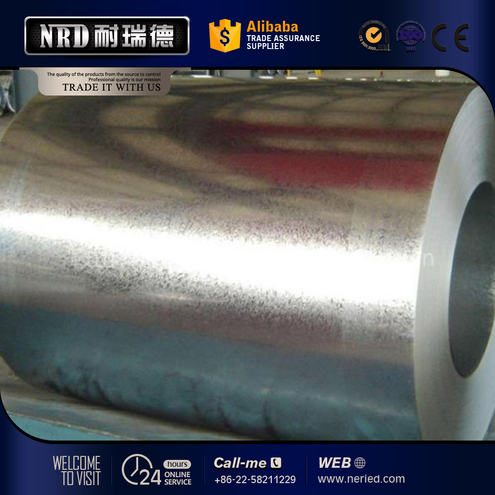 gi coil zinc coated 60g hot dip Galvanized steel coils gi corrugated steel roof sheets