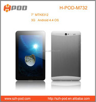 7 inch android 3g smart city call phone skype tablet pc with dual sim wifi bluetooth gps