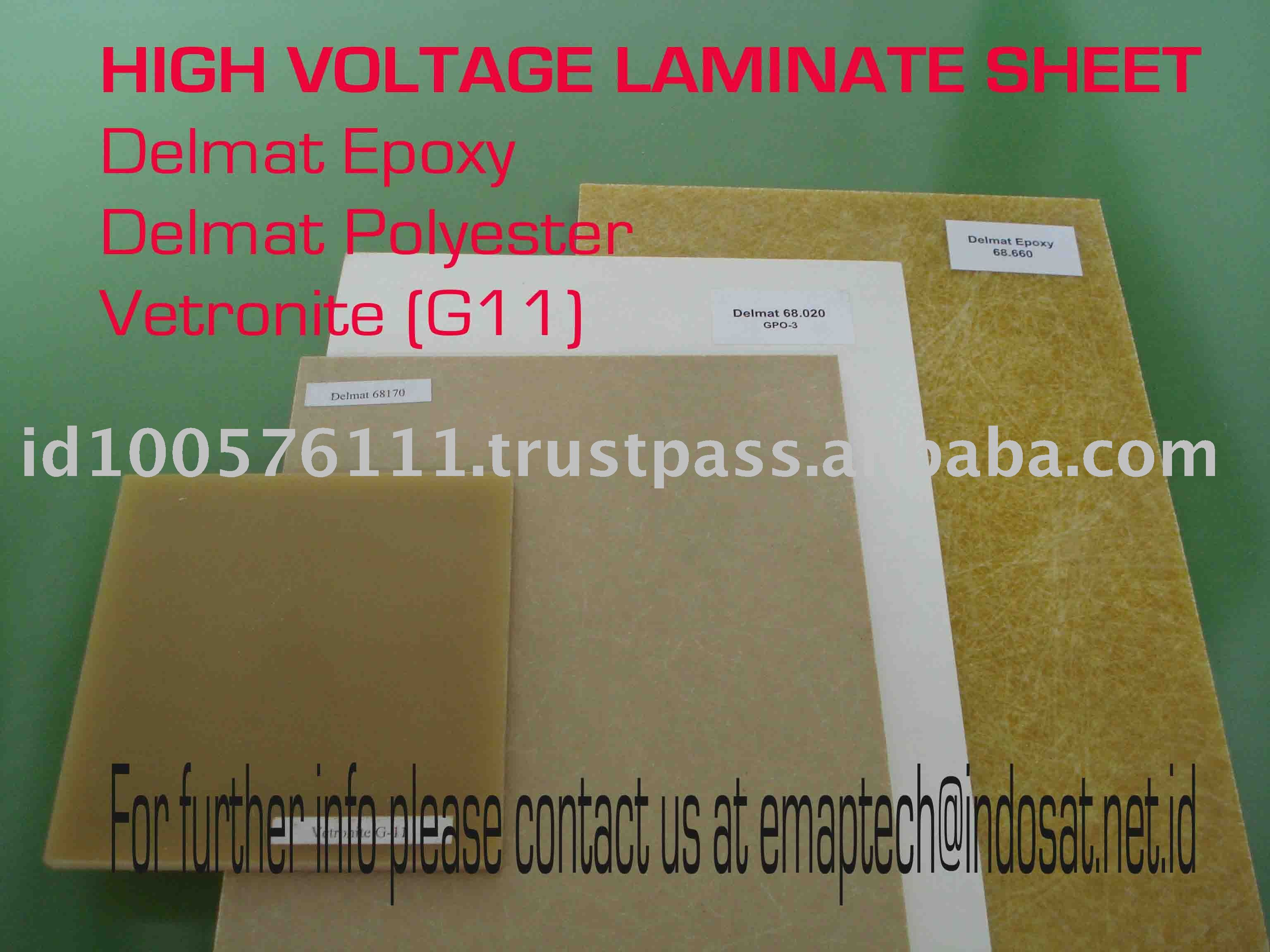 High Voltage Laminate Sheet