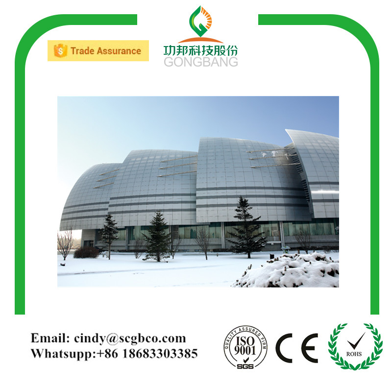 Distributors 100% Recyclable Aluminum Curtain Wall Profile Fire Proof Wall Panels Aluminum Composite